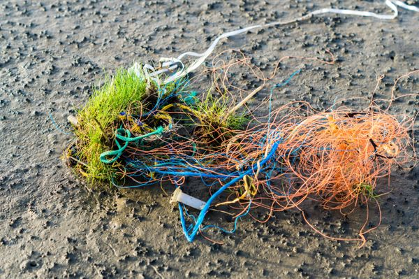 Plastic in fisheries and aquaculture floods to Norwegian sea